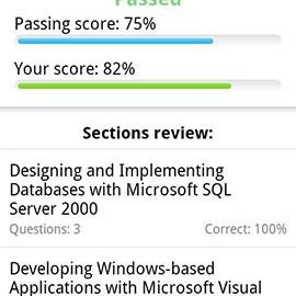 دانلود VCE Mobile 8.0.7 برنامه ایجاد آزمون های تستی اندروید