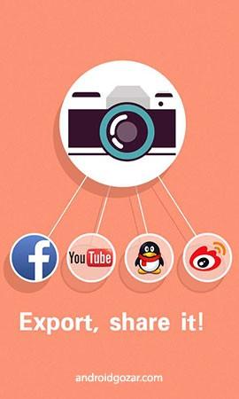 دانلود VideoShow Pro 8.8.4 ویدیو شو برنامه ویرایش فیلم اندروید