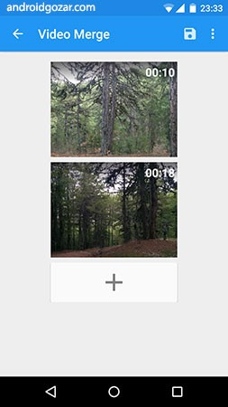 VidTrim Pro – Video Editor 2.6.1 دانلود نرم افزار ویرایش فیلم اندروید