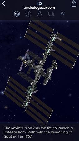 دانلود Star Walk 2 – Night Sky Guide 2.11.3 برنامه نجوم برای اندروید