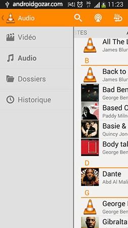 دانلود VLC for Android 3.3.4 برنامه پلیر صوتی و تصویری اندروید