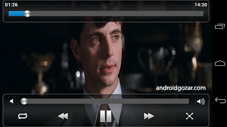 VLC Streamer 2.39 (3083) پخش فیلم های تلویزیون در اندروید