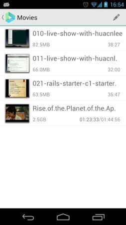 VPlayer Video Player FULL 3.2.6 دانلود نرم افزار پخش ویدیو