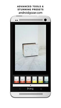 VSCO X Full 94 دانلود نرم افزار استاندارد عکاسی موبایل اندروید