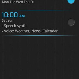 WakeVoice – vocal alarm clock 6.0.12 دانلود ساعت زنگ دار صوتی اندروید