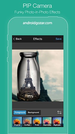 FotoRus Pro 7.2.4 دانلود نرم افزار ویرایش عکس و ساخت کلاژ اندروید