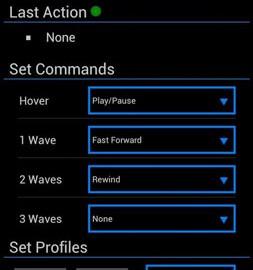 Wave Control Pro 2.84 دانلود نرم افزار کنترل موبایل با سنسور