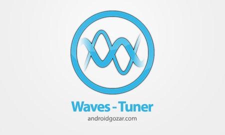 Waves – Tuner FULL 1.0.1 دانلود برنامه کوک کردن سازها اندروید