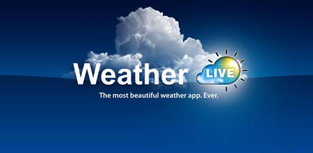 Weather Live 4.8 Paid Patched دانلود نرم افزار قدرتمند آب و هوا