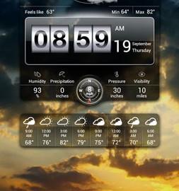 دانلود Weather Liveº 6.20.2 – برنامه قدرتمند آب و هوا اندروید