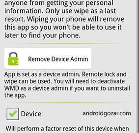 Wheres My Droid Pro 6.3.5 دانلود نرم افزار ردیابی گوشی گم شده اندروید