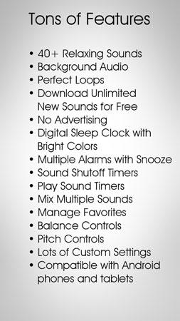 دانلود White Noise Pro 7.8.5 – برنامه وایت نویز (نویز سفید) اندروید