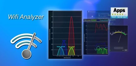 Wifi Analyzer 3.10.5-L Ad-Free دانلود نرم افزار تحلیل Wi-Fi اندروید