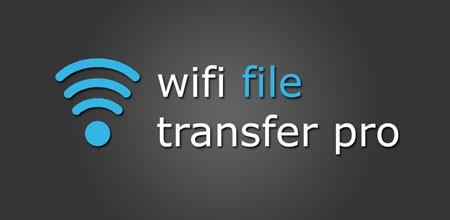 WiFi File Transfer Pro 1.0.9 دانلود نرم افزار انتقال فایل بی سیم