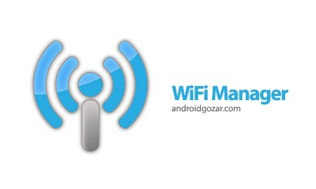 WiFi Manager Premium 3.6.0.8 دانلود نرم افزار مدیریت شبکه های بی سیم