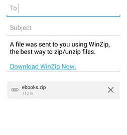 WinZip Premium 4.2.3 دانلود نرم افزار مدیریت فایل فشرده اندروید