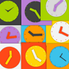 Wow KitKat Clock Widgets 1.5 دانلود ویجت ساعت کیت کت