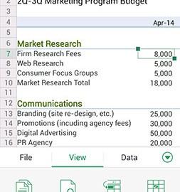WPS Office + PDF Premium 11.1.5 دانلود نرم افزار آفیس موبایل اندروید