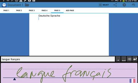 WritePad 4.0.512 دانلود نرم افزار نوشتن با دست خط