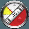 Clinometer + bubble level 2.2 دانلود نرم افزار شیب سنج