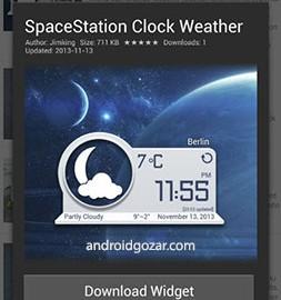 XWidget 1.0.7.1 دانلود نرم افزار زیباسازی محیط گوشی