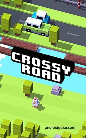 دانلود Crossy Road 4.3.18 بازی رد شدن از جاده اندروید + مود