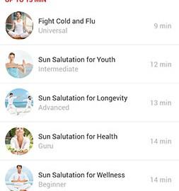 Yoga.com Full 1.6.9 دانلود نرم افزار فیلم ها و تمرینات یوگا اندروید