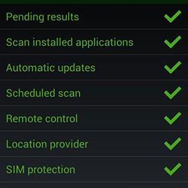 دانلود آنتی ویروس قوی موبایل اندروید