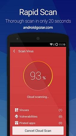 Antivirus Pro—Android Security 7.1.02.00 دانلود آنتی ویروس
