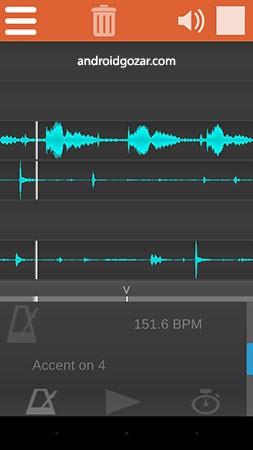 LoopStation Premium 1.73 دانلود نرم افزار خوانندگی و ضبط آهنگ اندروید
